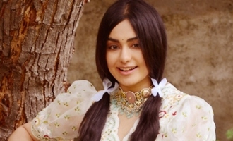 'Kalki' offered me a nice opportunity: Adah Sharma