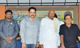 'Aditya (Creative Genius) Press Meet