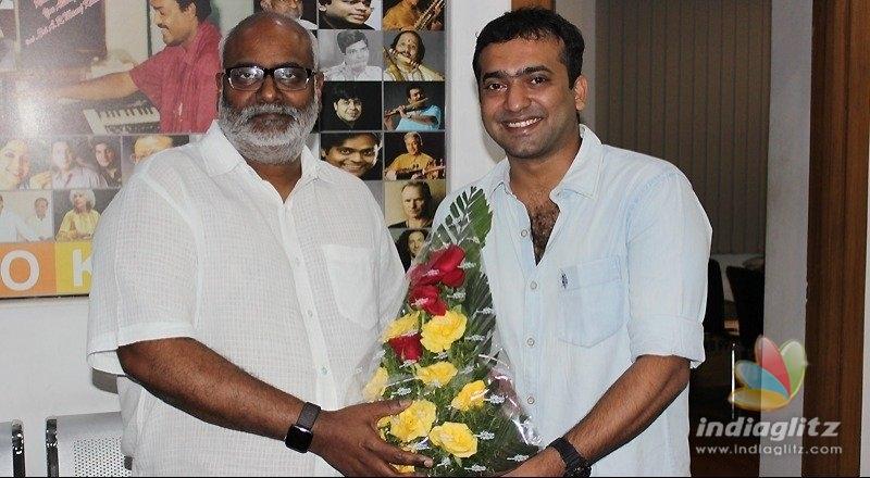 Keeravanis song has raised Operation Gold Fish to a new high: Adivi Saikiran