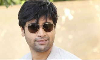 Adivi Sesh is a lucky charm for producers