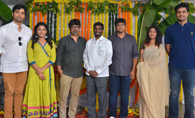 A Green Productions Production No1 Movie Opening