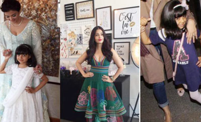 Aishwarya Rai's Daughter Looks Just Like Her!