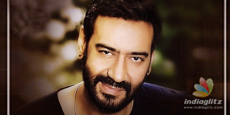 Is this the role of Ajay Devgn in RRR?