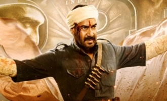 Ajay Devgn looks riveting in RRR motion poster