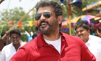 Ajith's 'Viswasam' seals Telugu release date