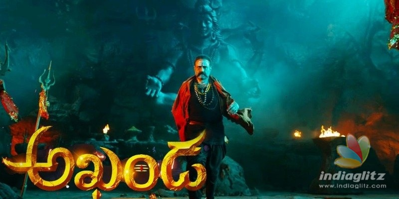 Boyapati Sreenus Balakrishna is ferocious, powerful as Akhanda