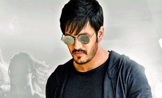 A comic turn for Akhil