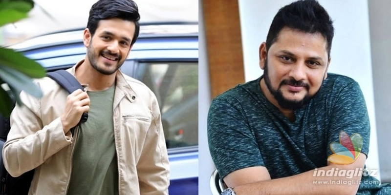 Here is the title of Akhil-Surender Reddys movie