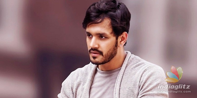 Will focus on new film with a clear mind: Akhil Akkineni