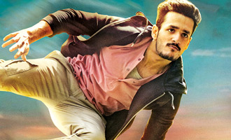 'Akhil' Advance Bookings in Full Swing