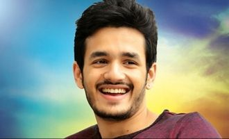 Akhil's 3rd film gets a title, almost