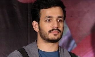 Akhil graces staff member's wedding