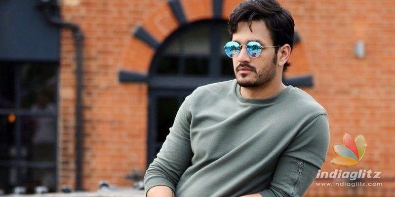Pic Talk: Akhil Akkineni has a request for dolphins