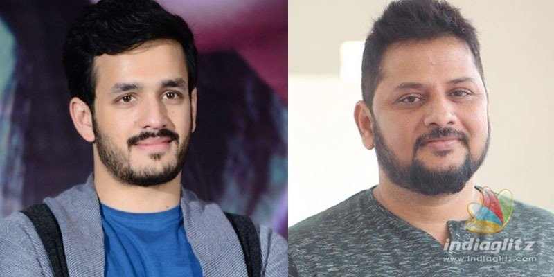 Akhil Akkinenis film with Surender Reddy made official!