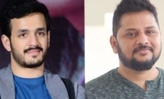 Akhil Akkineni's film with Surender Reddy made official!