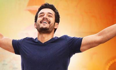 Akhil & his tattoo: What's behind it?