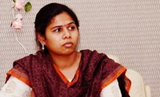 Former AP Minister Bhuma Akhila Priya arrested in kidnap case