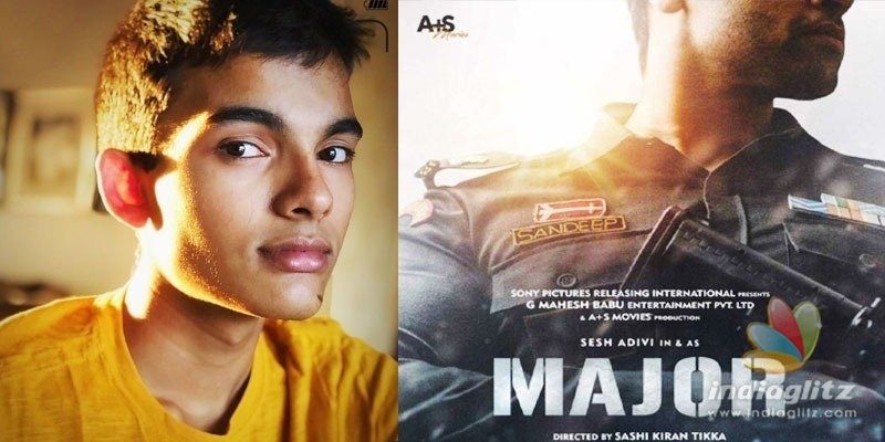 Akira Nandan's cameo in Major?