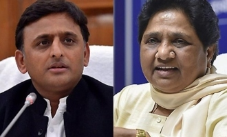 Akhilesh hints Mayawati can be next PM