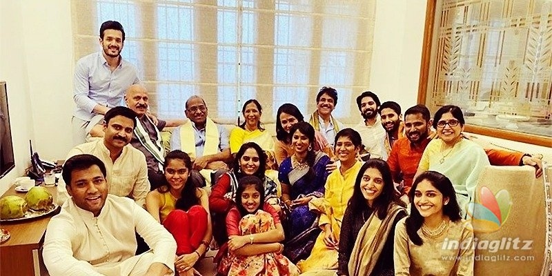 Pic Talk: Akkineni family captured in one pic