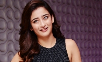 'Mr. KK' was a nice learning experience: Akshara Haasan