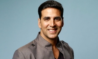 Mother of all donations: Akshay Kumar donates Rs 25 Cr