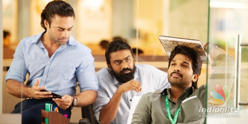 Rrr S Main Actor In Ala Vaikunthapurramuloo Reports Tamil News Indiaglitz Com