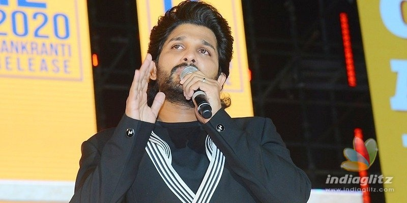 Allu Arjun cries emotionally at Ala Vaikunthapurramuloo event; Know the details