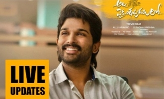'Ala Vaikunthapurramloo' Review Live Updates