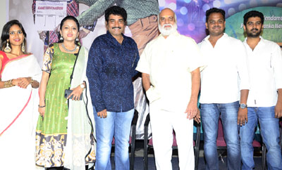 'Alanati Ramachandrudu' Press Meet