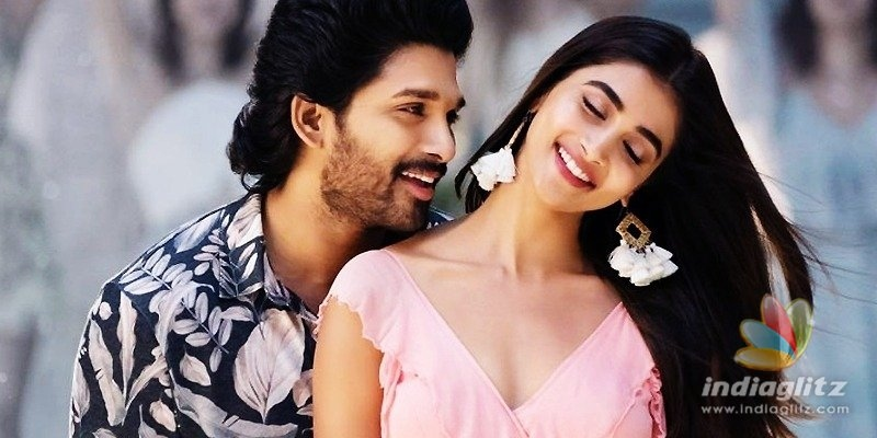 Ala Vaikunthapurramuloo First Such Telugu Film To Create Unique Record Telugu News Indiaglitz Com