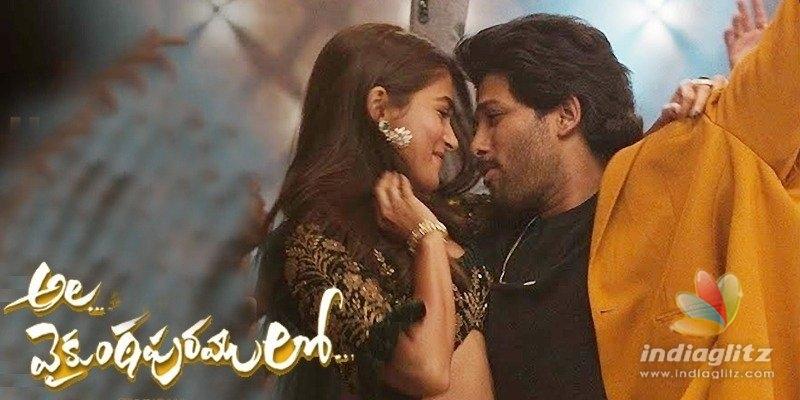 Ramuloo Ramulaa teaser: Allu Arjun goes crazy coz of beauty