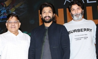 'Ala Vaikunthapurramuloo' Press Meet
