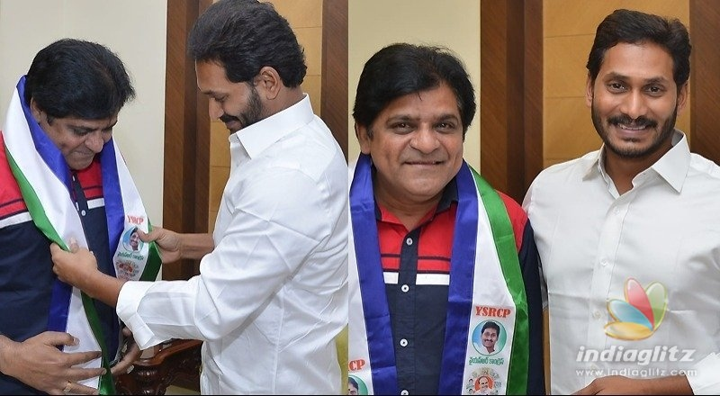 Ali not to contest on YSRCP ticket, expresses his wish