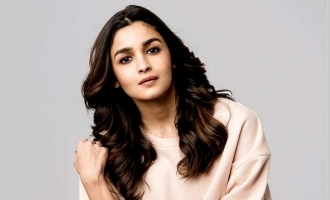 'RRR': Alia Bhatt's look to be out on THIS date