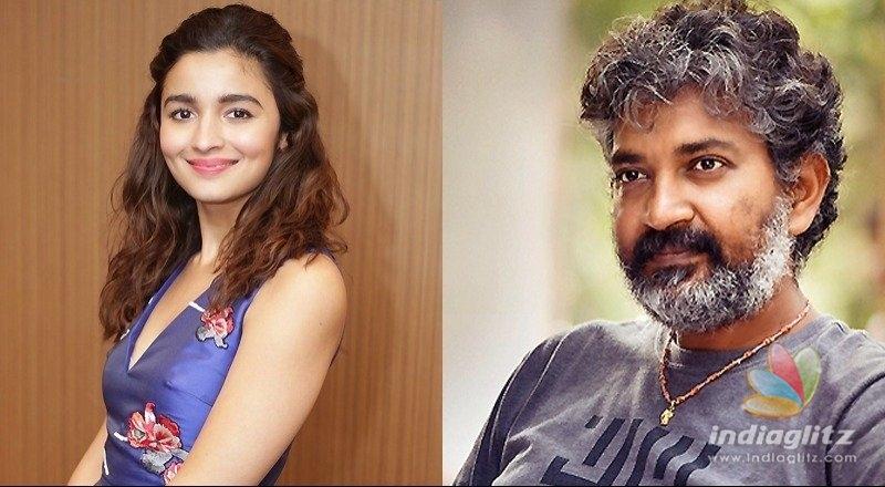 Alia Bhatt and Ajay Devgn join Rajamouli's RRR