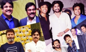 Tollywood actors and their long-lasting besties