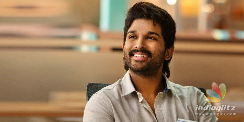 Allu Arjun to join the second schedule