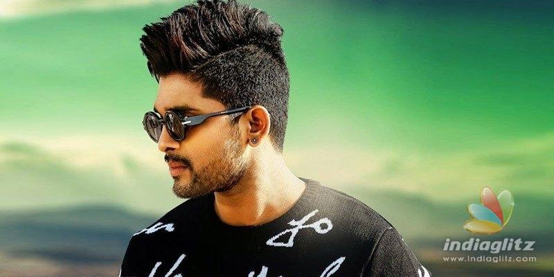 Pic Talk: Allu Arjun shops at supermarket amid lockdown