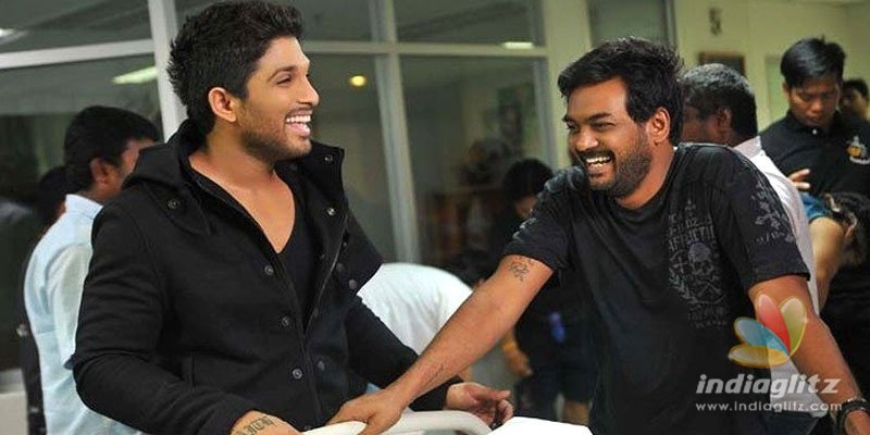 Allu Arjun becomes a fan of Puri Jagannadhs podcasts