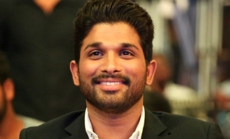 Allu Arjun thanks Team Vedam on special day