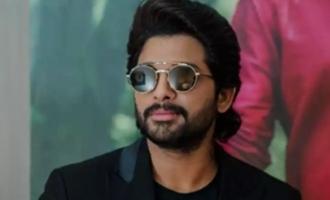 Director says Allu Arjun has great love for Indian culture
