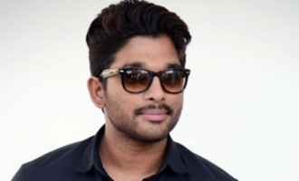 Allu Arjun jogs at famous park; Video goes viral