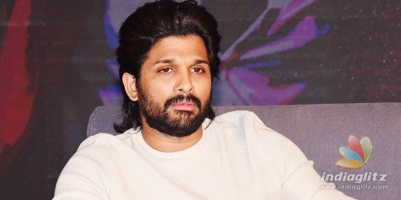 Allu Arjun pays a tribute to his first choreographer