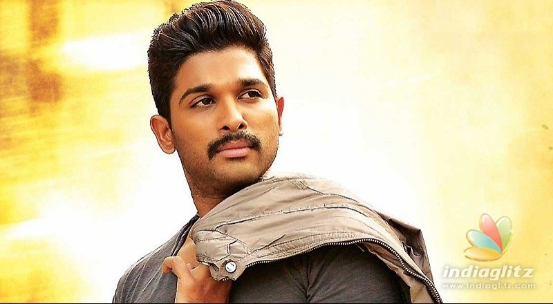 Breaking! Allu Arjun to team up with Ram Charans director