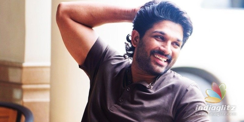 Allu Arjun is truly touched by his latest social media milestone