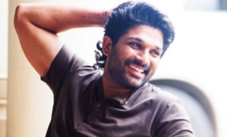 Allu Arjun is 'truly touched' by his latest social media milestone