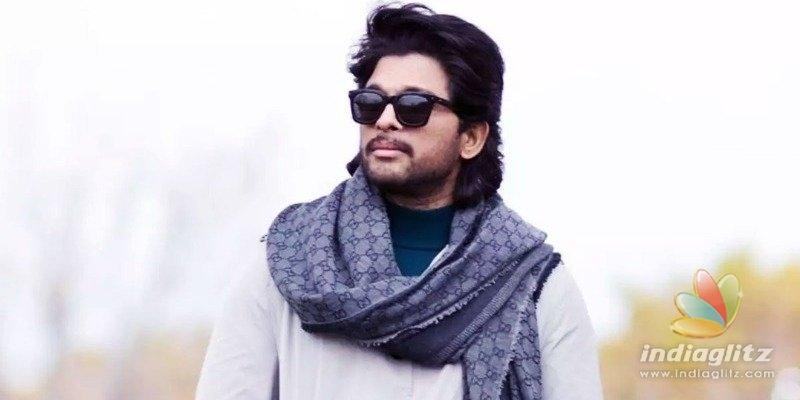 Star director busy nurturing his dream project with Allu Arjun