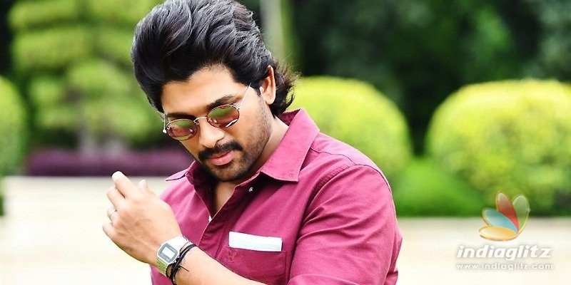 Allu Arjun back to interacting with national media