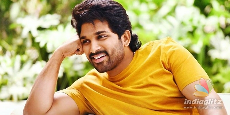 Allu Arjun to go for untidy appearance like never before!